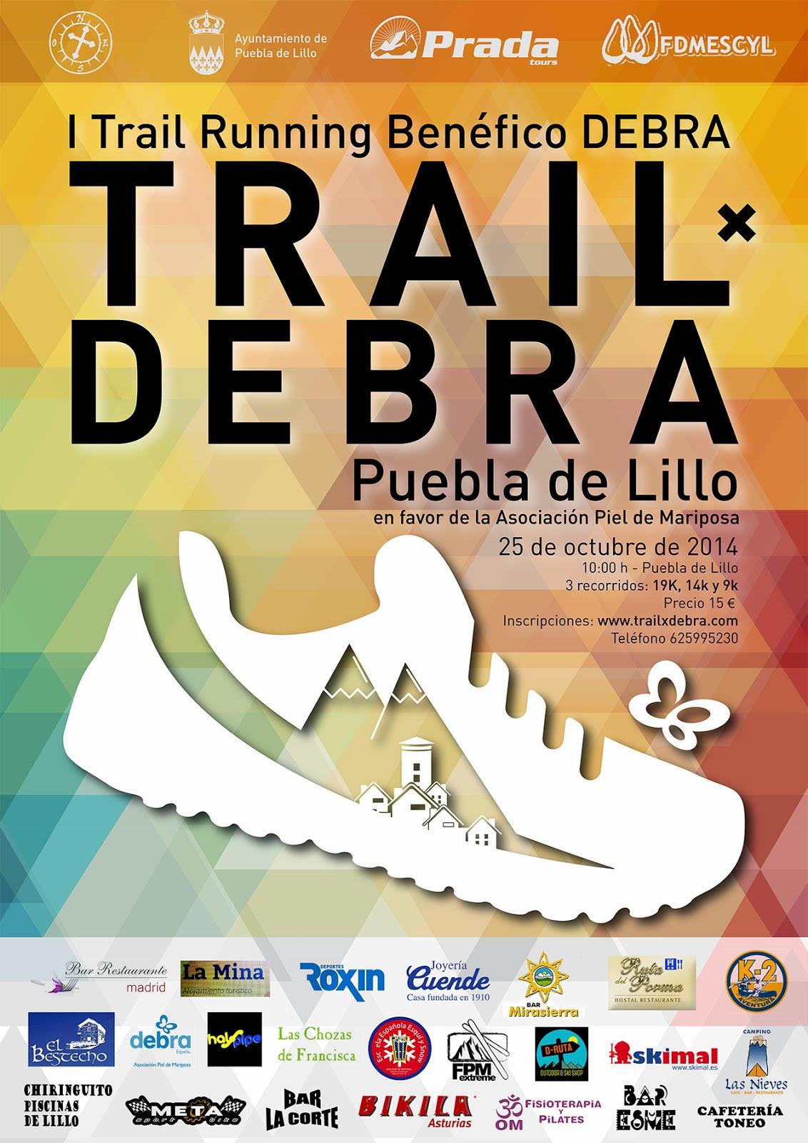 I Trail Debra. /FDMESCYL
