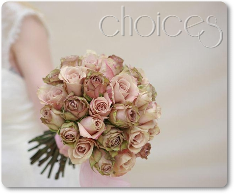 zita elze, brudbukett rosor, brudbukett vintage rosor, brudbukett gammalrosa