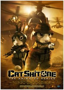 Ver online: Cat Shit One (キャットシットワン / Cat Shit One: The Animated Series / Apocalypse Meow) 2010