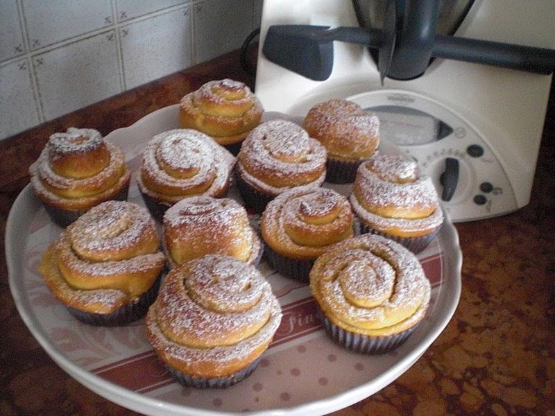 Anna in casa ricette e non solo boccioli con mousse di for Siti ricette dolci