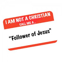 cliche, follower of Jesus, Christian, label, nametag