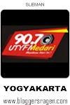 Radio UTY FM Medari Yogyakarta