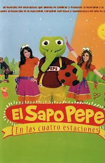 El Sapo Pepe en las 4 estaciones (2015)