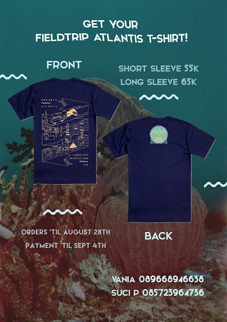 [PRE ORDER] Fieldtrip Atlantis T-Shirt