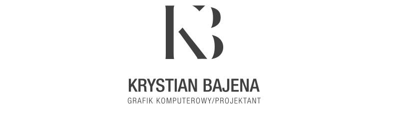 Krystian Bajena - freelancer trójmiasto, projektowanie graficzne, grafika komputerowa, grafik webowy