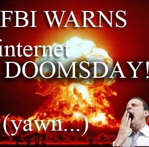 Kiamat Internet Kemungkinan Sampai di Indonesia Pukul 23.01 Malam Nanti