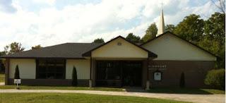 image Kinmount Baptist Church -low rise modern building