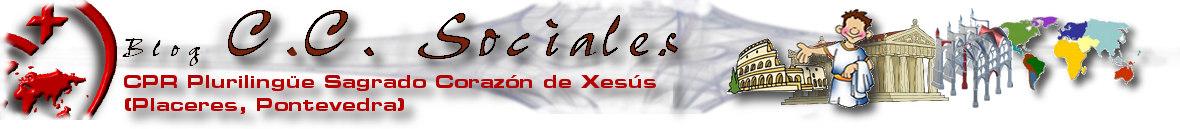 Dpto. Ciencias Sociales. Sagrado Corazón de Placeres(Pontevedra)