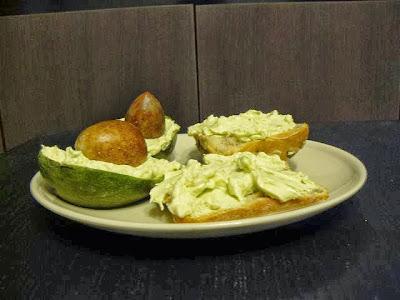 Pasta z awokado