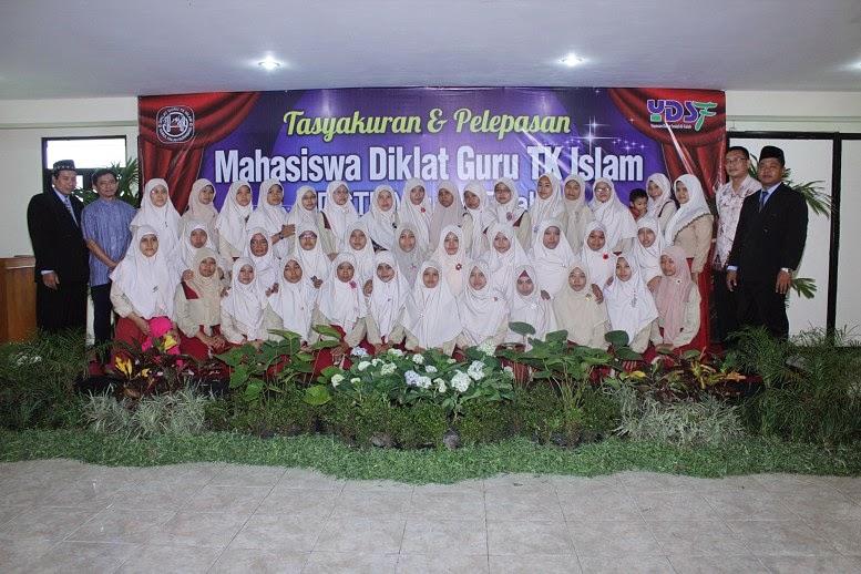 Wisuda DGTKI Angkatan XI