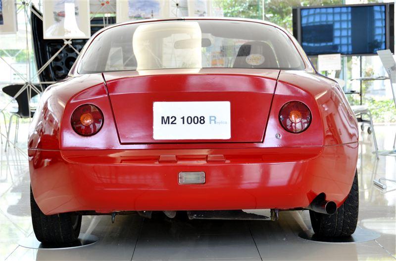 Mazda Miata, Eunos Roadster, M2 1008