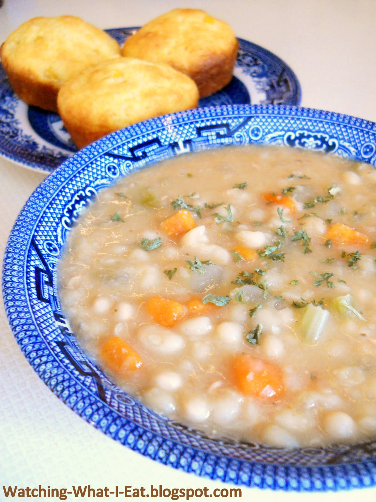 navy bean soup the time for soup is now here