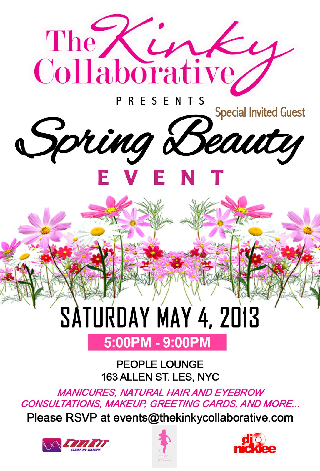 Spring Beauty Event NYC CurlyNikki Natural Hair Care