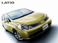 Harga Nissan Latio