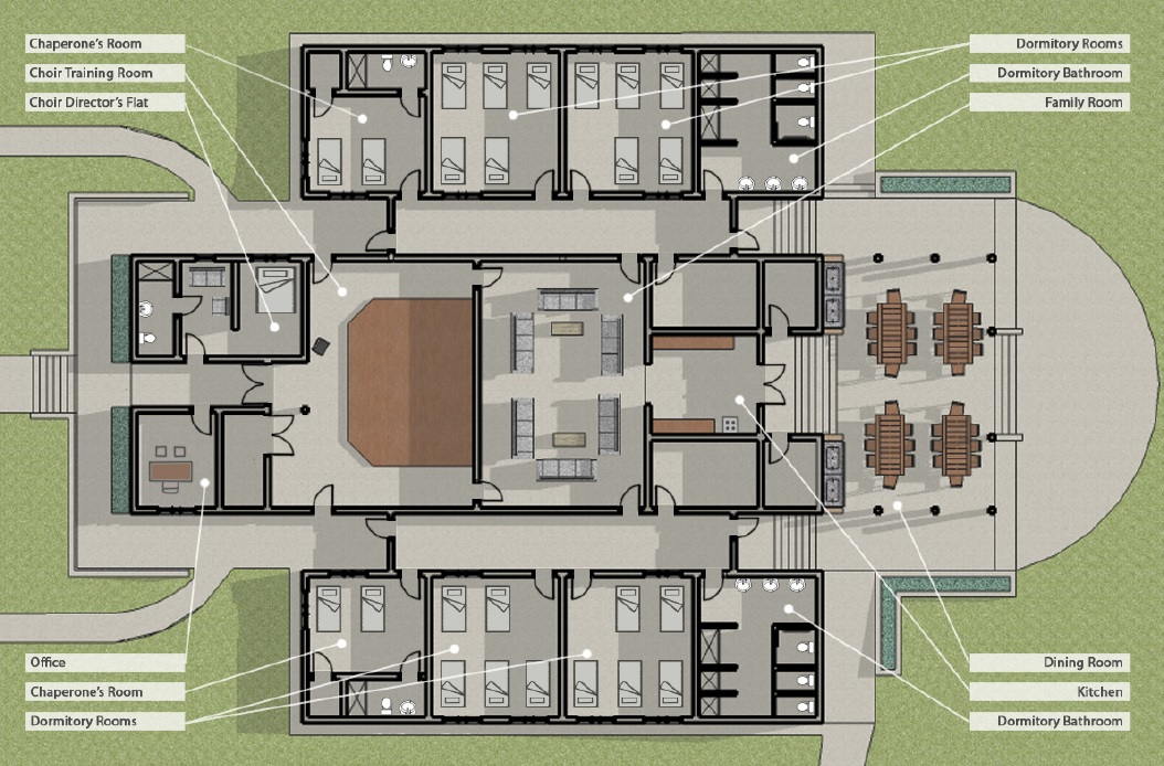 New Church Building Floor Plans | Free Online Image House Plans
