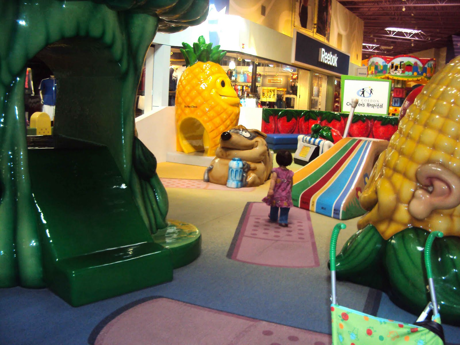 All things katy play place at concord mills mall Concord mills mall aquarium