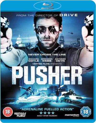Pusher 1080p HD Latino Dual