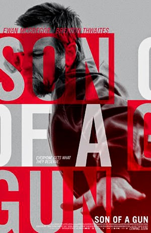 Poster Son of a Gun 2014
