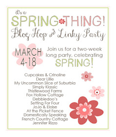 It's a Spring Thing! Linky Party!!
