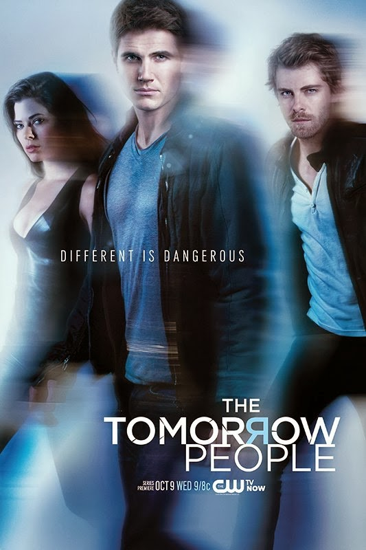 The Tomorrow People US S01E18 720p HDTV 300MB