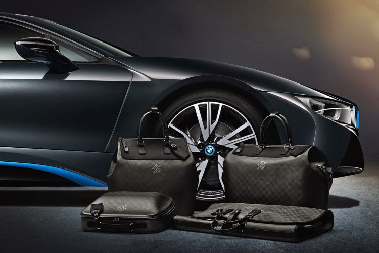 EQUIPAJE LOUIS VUITTON PARA BMW I8