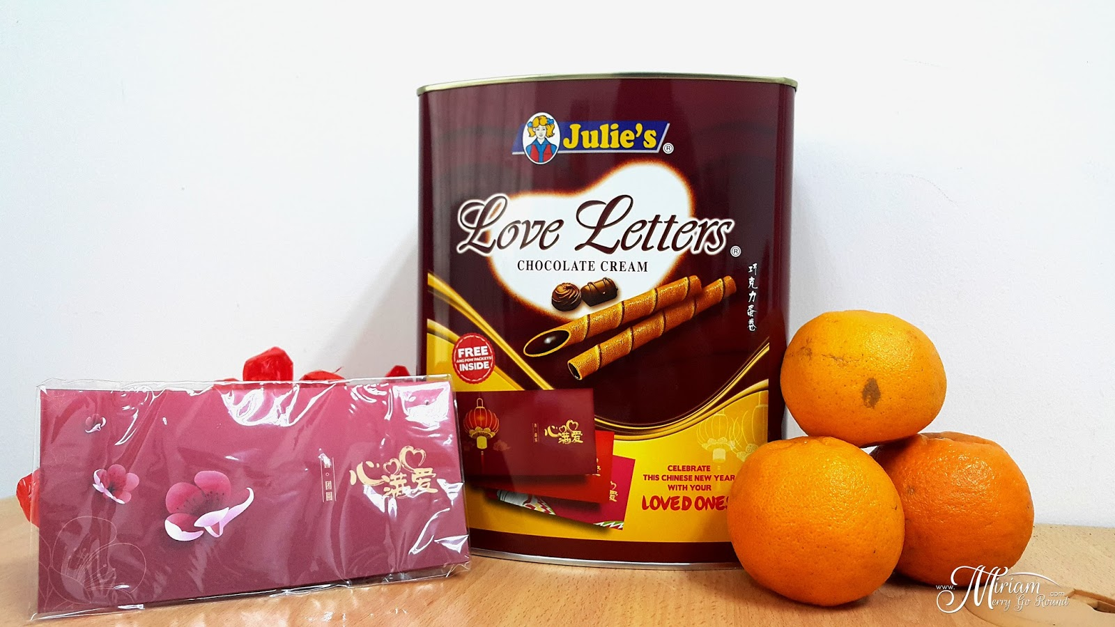 Julies biscuits cny whats your love letter miriam merrygoround i actually am quite an addict for julies love letter and especially during this chinese new year most supermarkets are selling it at a promotional price m4hsunfo