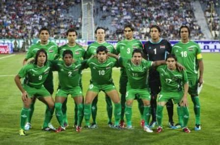 اهداف لعبة العراق وتايلند 1-0  الخميس 2-10-2014 دورة الالعاب الاسيوية Iraq vs Thailand