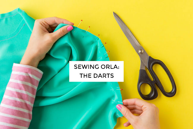 Sewing darts - Tilly and the Buttons