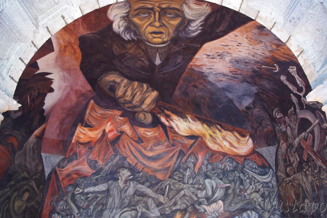 Paren el mundo que me subo guadalajara for El mural guadalajara avisos de ocasion