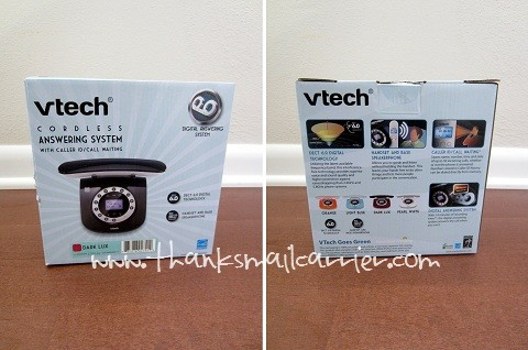 VTech LS6195 Retro Phone