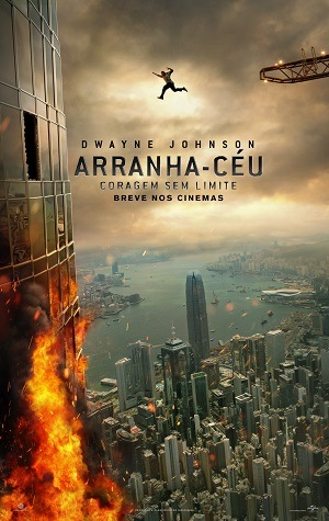 Arranha-Céu - Coragem Sem Limite  Full HD - Legendado Filmes Torrent Download capa