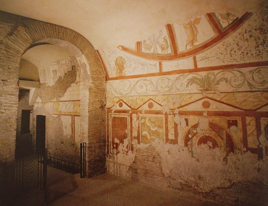 Case romane del Celio