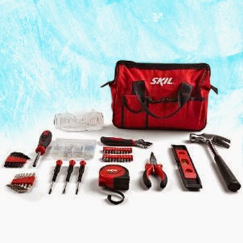 Bosch - Skil 47 Piece Soft Bag Tool Set | Buy Bosch Skil 47 Tool Set Online, India - Pumpkart.com