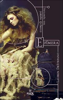 Efímera libro