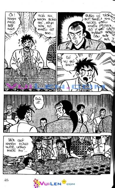 Jindodinho - Đường Dẫn Đến Khung Thành III Tập 57 page 46 Congtruyen24h