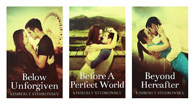 Movie Trilogy by Kimberly Stedronsky COVER REVEAL