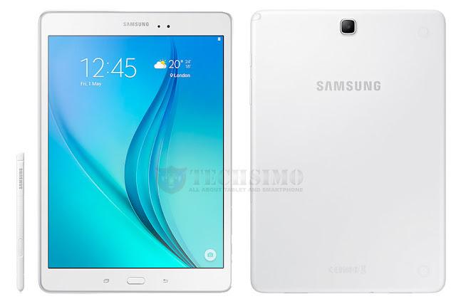Diam-diam Samsung Galaxy Tab A & S Pen resmi dirilis di negara Prancis