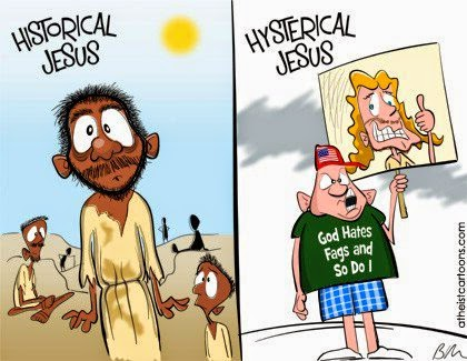 Funny Historical Hysterical Jesus Joke Picture