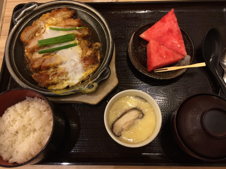 Chicken Katsu Toji