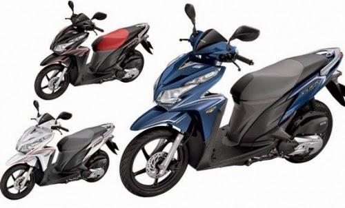 Gambar Honda Vario 2014 Terbaru Daftar Harga Indonesia Motor Terlaris