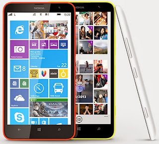 Nokia Lumia 1320 Windows Phone Harga Rp 4 Jutaan