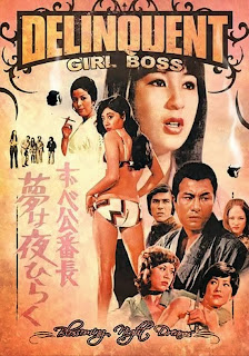 Delinquent Girl Boss: Blossoming Night Dreams 1970