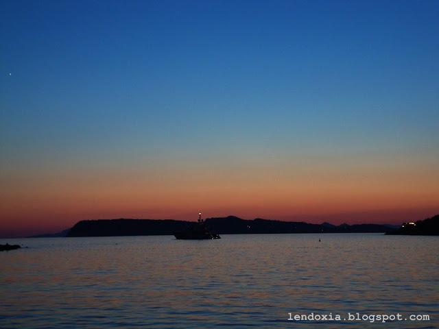 nakon zalaska sunca