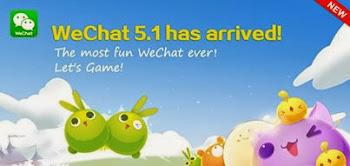 WeChat Untuk Android V5.1 terbaru