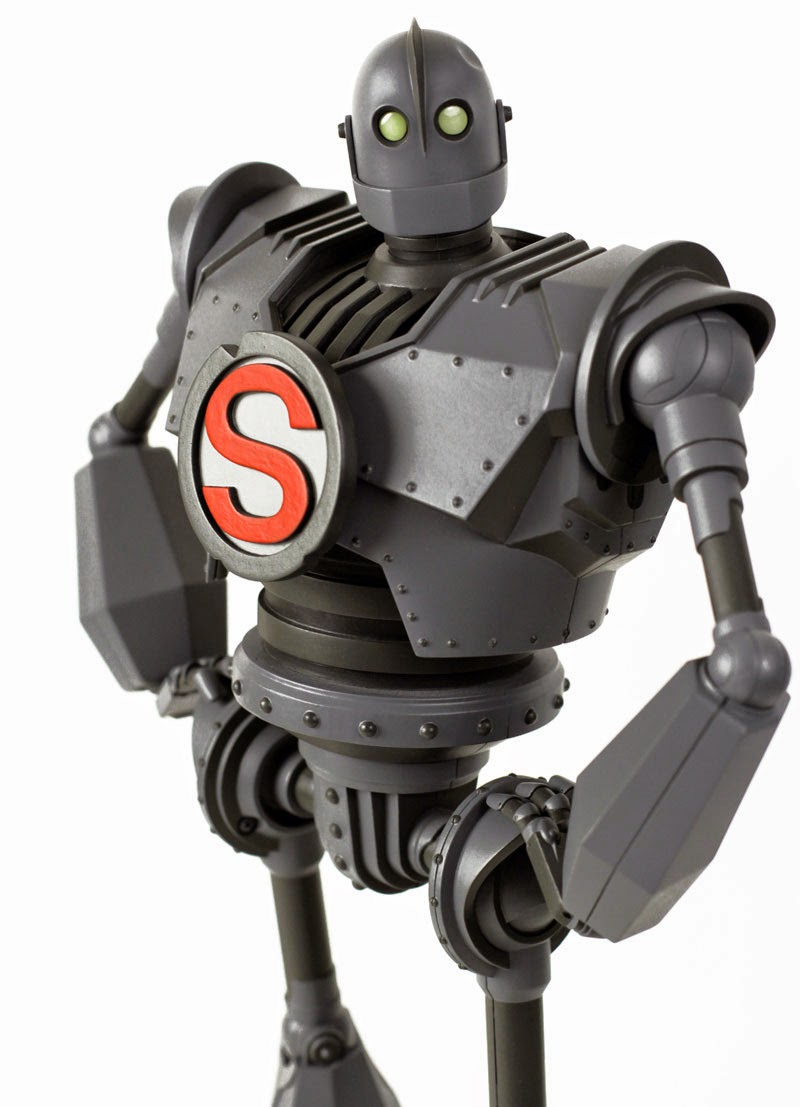 The Iron Giant Deluxe Action Figure by Mondo