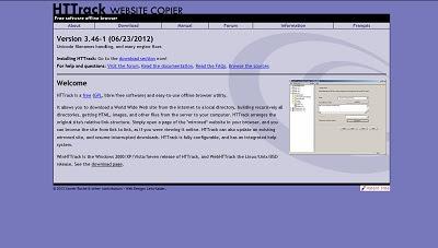 HTTrack Website Copier, Miscellaneous Developer Tools