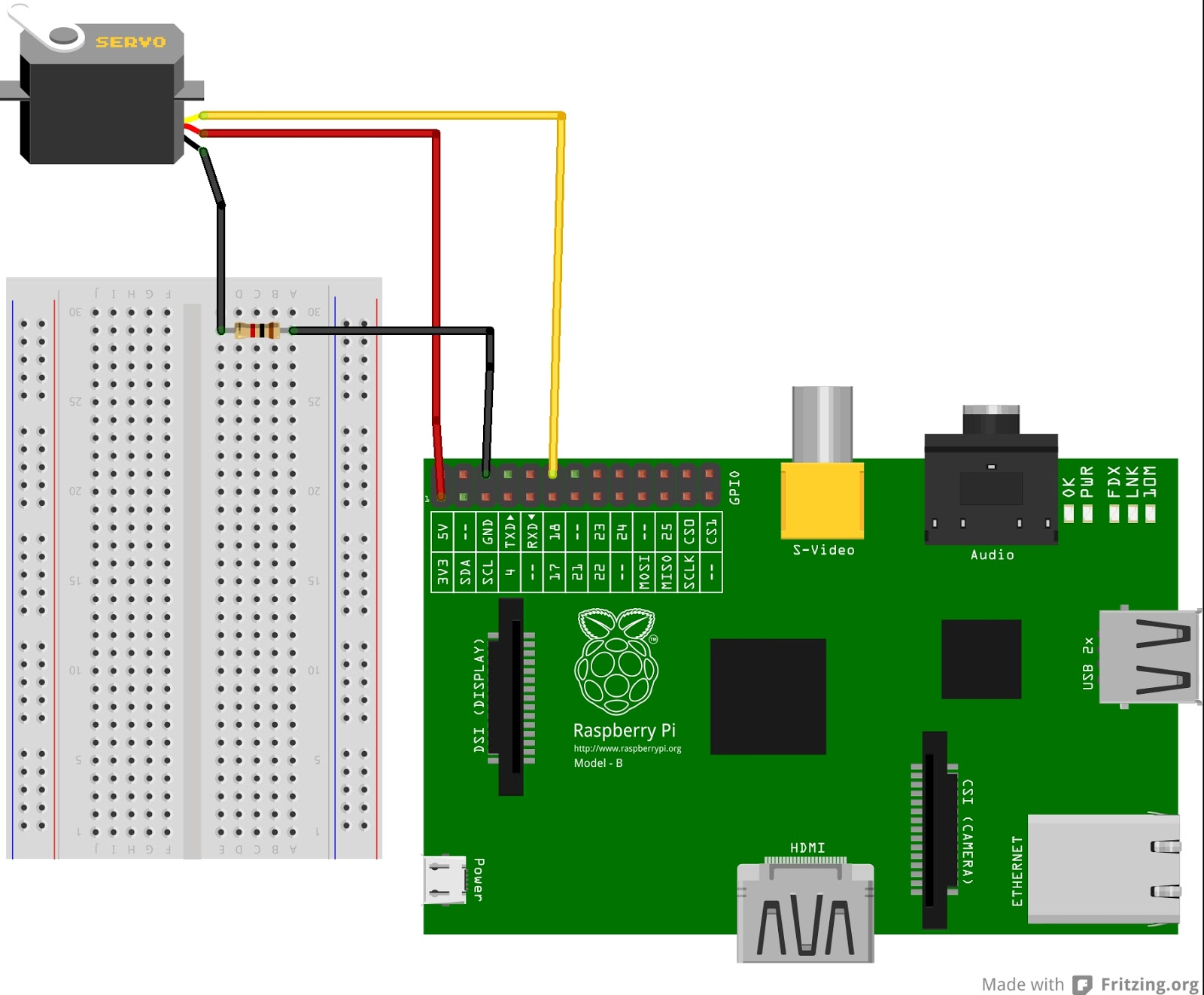 Raspberry Pi Servo External Power Wiring Diagram 48 Motor Servo2bcontroller Bb Some Thing That I Know For Sure Solid State