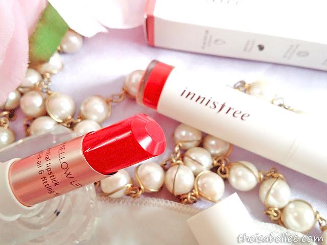 Innisfree Creammellow Lipstick bullet