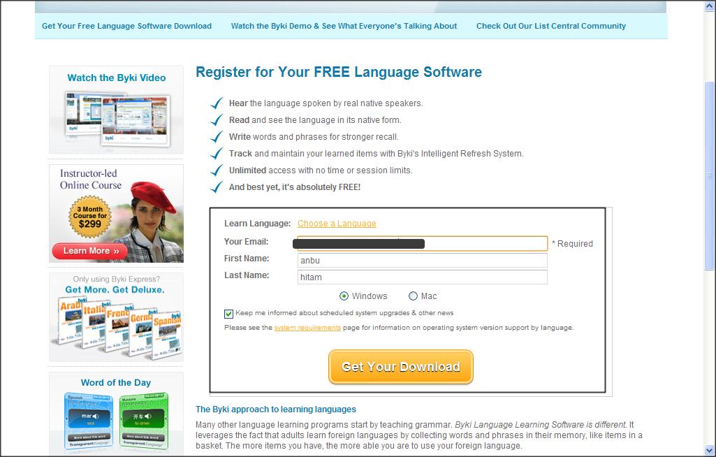 Download gratis software belajar menguasai bahasa sampai for Software di architettura gratuito online
