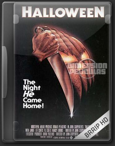 Halloween (BRRip HD Español Latino) (1978)